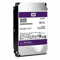 HD INTERNO 10TB WESTERN DIGITAL PURPLE SATAIII 256MB