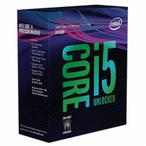 PROCESSADOR INTEL 1151 CORE i5-8400 2.80GHZ 9MB COFFEE LAKE
