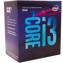 PROCESSADOR INTEL 1151 CORE i3-8100 3.60GHZ 8MB COFFEE LAKE